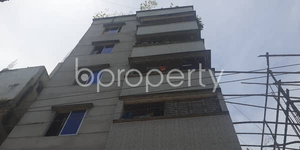 3 Bedroom Apartment for Rent in Kuril, Dhaka - Grab This Lovely Flat Of 900 Sq Ft Which Is Up For Rent In Kazi Bari Masjid Road