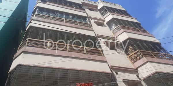 2 Bedroom Apartment for Rent in Kuril, Dhaka - In Kuril-NSU Road With A Convenient Price, A 700 Sq Ft Flat Is Up For Rent
