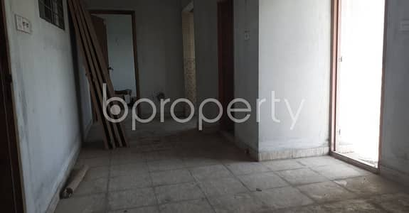 2 Bedroom Flat for Sale in Uttar Khan, Dhaka - Reside Conveniently In This Comfortable 896 Sq. Ft Flat For Sale Near By Atipara Jame Masjid.