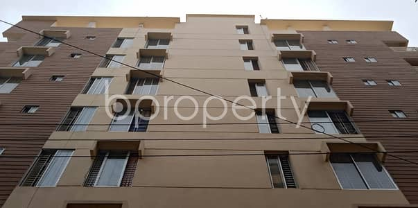 3 Bedroom Apartment for Sale in Banasree, Dhaka - Amazing 1320 Sq Ft Flat Ready For Sale In South Banasree Project, Block C