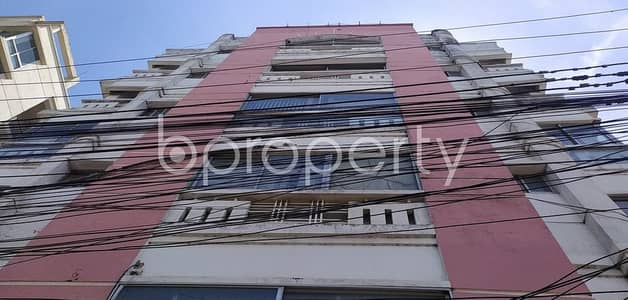 Office for Rent in Baridhara, Dhaka - A 600 Square Feet Moderate Commercial Office For Rent At Baridhara - Block J.