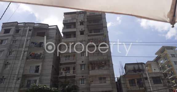3 Bedroom Flat for Rent in Dakshin Khan, Dhaka - Next To Azampur Railgate Jame Masjid This Ready And Comfortable 3 Bedroom Apartment Is Up For Rent At North Azampur .