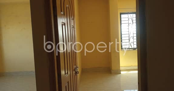 2 Bedroom Apartment for Rent in Patenga, Chattogram - A Smartly Priced 600 Sq. Ft Apartment Which Is Up For Rent In Muslimabad Very Near To Potenga High School.
