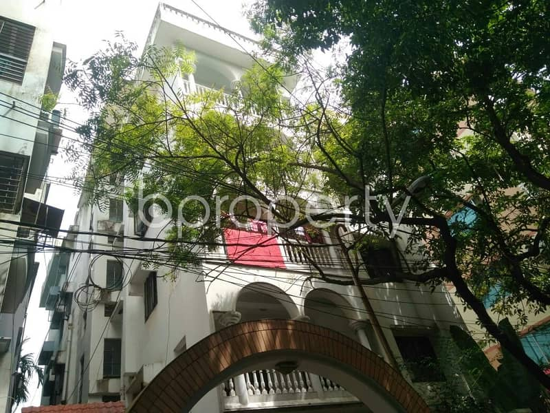 In This Serene Neighborhood Of Sugandha Residential Area, Panchlaish A 1 Bedroom Flat Is Up For Rent.