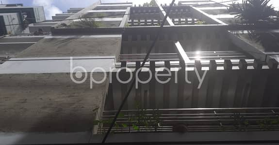 1 Bedroom Apartment for Rent in 9 No. North Pahartali Ward, Chattogram - Great Location! Check Out This 550 Square Feet Flat For Rent In West Khulshi R/A .