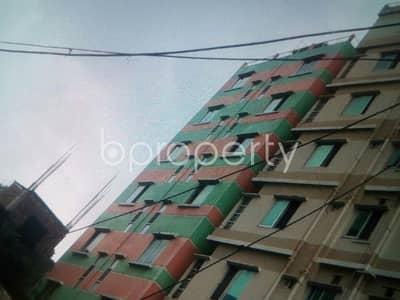ভাড়ার জন্য BAYUT_ONLYএর অ্যাপার্টমেন্ট - ডাবল মুরিং, চিটাগাং - Flat For Rent Covering A Beautiful Area In Bashundhara Residential Area, 25 No. Rampur Ward.