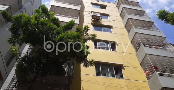 3 Bedroom Flat for Rent in Mohammadpur, Dhaka - This Decent Place Nobodoy Housing Society, Is Approaching You With A 1780 Sq. Ft Home Confirming To Match Your Enthusiasm.