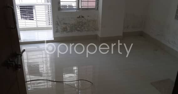 3 Bedroom Flat for Rent in Maghbazar, Dhaka - Express Your Individuality At This 1200 Sq. Ft Apartment