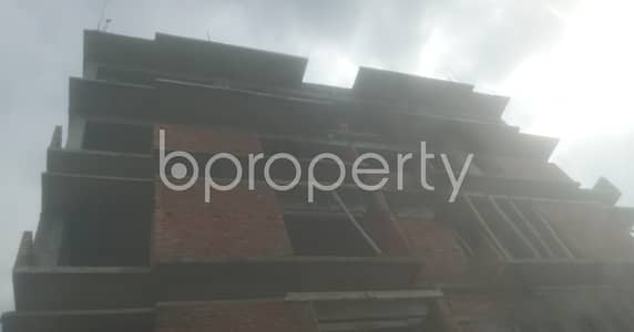 3 Bedroom Apartment for Sale in Mohammadpur, Dhaka - In Bochila Garden City, A 1080 Sq Ft Apartment Is Up For Sale