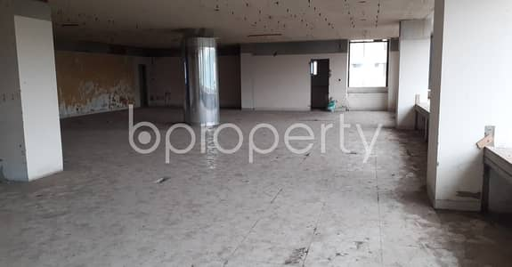 Office for Rent in Hatirpool, Dhaka - A 4000 Sq Ft Commercial Office Is Up For Rent At Bir Uttam C. r. Datta Road, Hatirpool