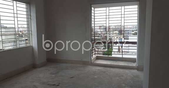 3 Bedroom Apartment for Sale in Mirpur, Dhaka - In An Urban Location This 3 Bedroom Home Is Vacant For Sale In South Monipur.