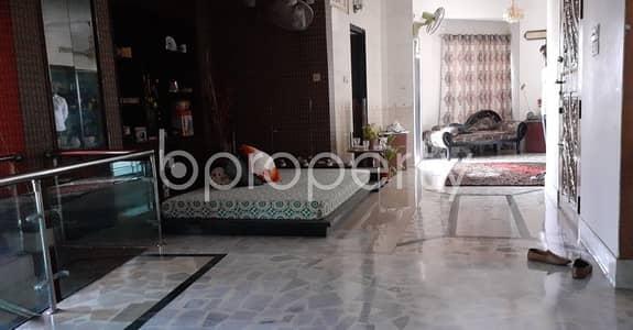 বিক্রয়ের জন্য এর প্লট - দক্ষিণ খান, ঢাকা - A 3 Katha Plot Is Up For Sale With Full Building At Dakshin Khan
