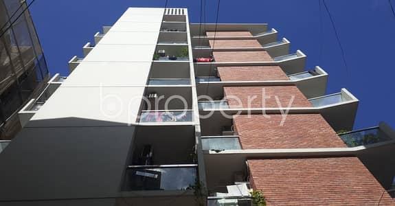 বিক্রয়ের জন্য BAYUT_ONLYএর ফ্ল্যাট - দক্ষিণ খান, ঢাকা - Envision Your Living Opportunity In This 2345 Sq. Ft Apartment At South Azampur With Numerous Notions Of Contemporary Interior.
