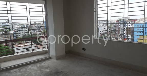 2 Bedroom Flat for Sale in Mirpur, Dhaka - Do Not Look Past , This Moderate Flat Of 1000 Square Feet At South Monipur For Sale .