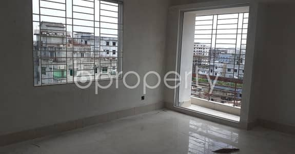 3 Bedroom Apartment for Sale in Mirpur, Dhaka - Express Your Individuality At This 1400 Sq. ft Apartment Which Is Vacant For Sale In The Location Of South Monipur .