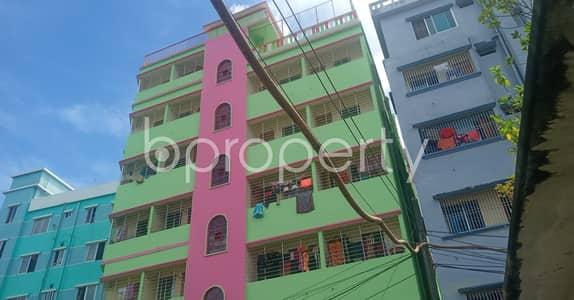 ভাড়ার জন্য BAYUT_ONLYএর ফ্ল্যাট - ডাবল মুরিং, চিটাগাং - Check This Fine Looking Flat Of 800 Sq Ft Offered For Rent At Double Mooring