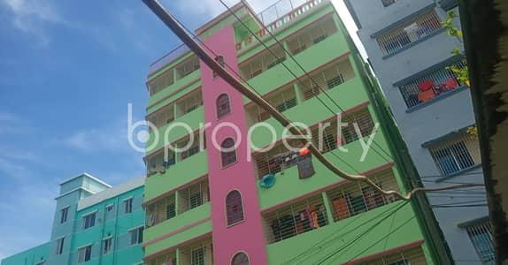 ভাড়ার জন্য BAYUT_ONLYএর ফ্ল্যাট - ডাবল মুরিং, চিটাগাং - Cozy Living Space Is Waiting For Rent In 24 No. North Agrabad Ward Which Is 800 Sq Ft