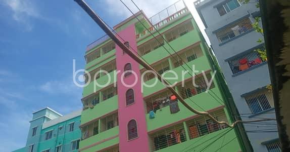 ভাড়ার জন্য BAYUT_ONLYএর অ্যাপার্টমেন্ট - ডাবল মুরিং, চিটাগাং - A 800 Sq Ft Well Fitted Residential Property Is On Rent In Double Mooring