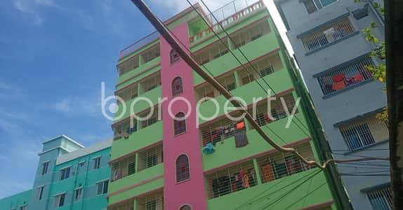 ভাড়ার জন্য BAYUT_ONLYএর ফ্ল্যাট - ডাবল মুরিং, চিটাগাং - A Nice Flat Comes With 800 Sq Ft Space For Rent In The Location Of Double Mooring