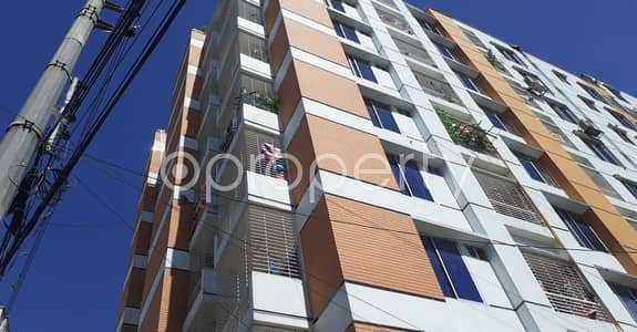 3 Bedroom Apartment for Rent in Dakshin Khan, Dhaka - Grab this lovely flat of 1100 sq ft which is up for rent in South Azampur