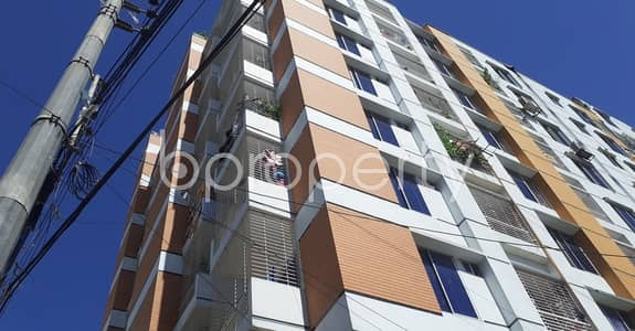 3 Bedroom Flat for Rent in Dakshin Khan, Dhaka - Grab This Lovely Flat Of 1100 Sq Ft Which Is Up For Rent In South Azampur