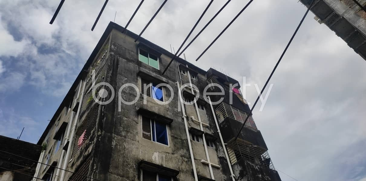 1250 Sq Ft Nice Flat Is Up For Sale At Bayezid Dreamland Residential Area, Bayazid