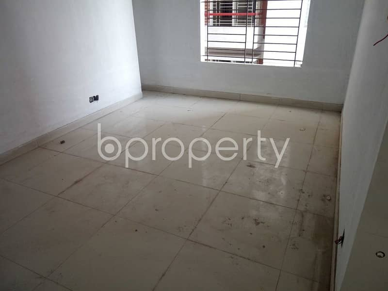 Well Decorated 1221 Sq Ft Flat Is Up For Selling Purpose In Uttara Ranavola.