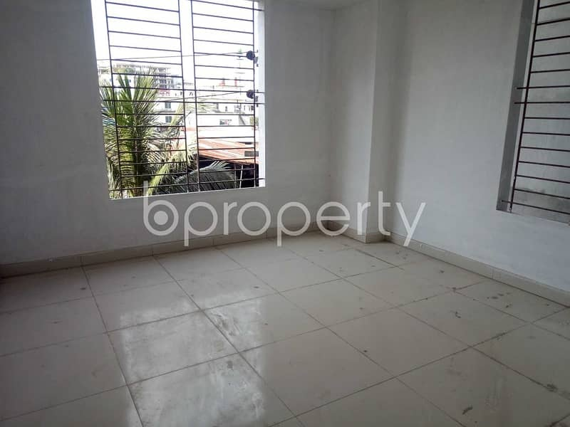 We Bring You An Excellent Flat Of 1186 Sq Ft For Sale In Uttara -10, Ranavola