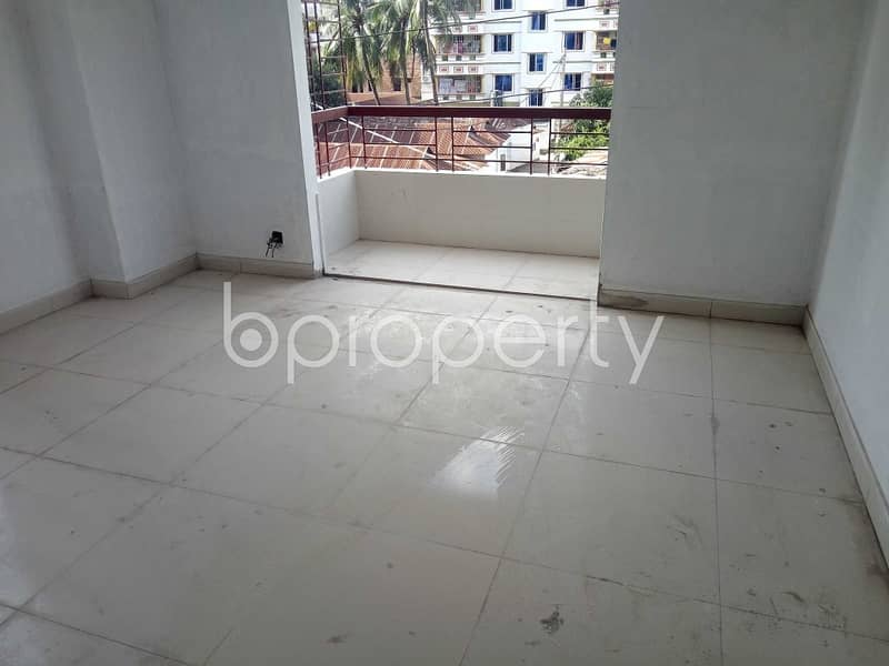 Excellent Flat Of 1288 Sq Ft Is All Set For Sale In The Fine Location Of Ranavola, Uttara -10