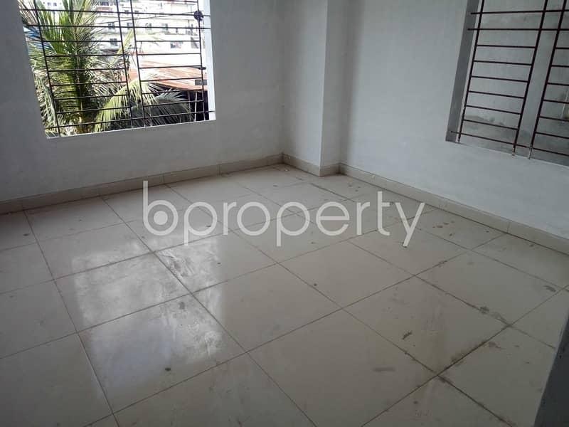An Apartment Of 1288 Sq Ft Is Waiting For Sale At Simco Muzaffar Garden City, Uttara -10