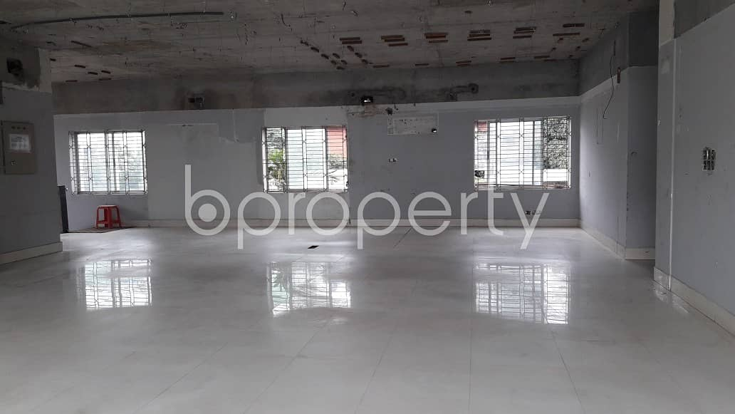 3150 Sq Ft Commercial Office Is Up For Rent In Banani