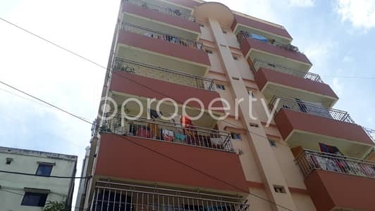 ভাড়ার জন্য BAYUT_ONLYএর অ্যাপার্টমেন্ট - হালিশহর, চিটাগাং - This Residential 850 Sq Ft Apartment Is Ready For Rent At 26 No. North Halishahar Ward