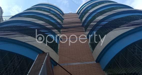 ভাড়ার জন্য BAYUT_ONLYএর ফ্ল্যাট - কালাচাঁদপুর, ঢাকা - Beautiful Flat Of 1050 Sq Ft Is Vacant Right Now For Rental Purpose In Kalachandpur
