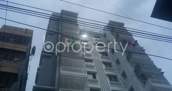 3 Bedroom Flat for Rent in Mohammadpur, Dhaka - This 900 Sq Ft Residential Apartment Is Up For Rent In Tajmahal Road, Mohammadpur