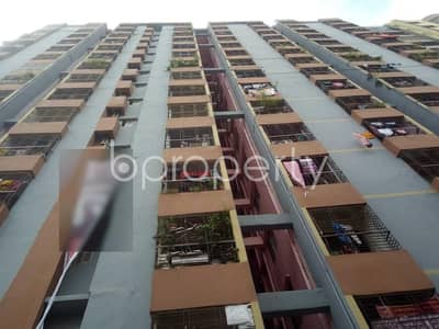 3 Bedroom Flat for Sale in Mirpur, Dhaka - Amazing 1285 Sq Ft Residential Apartment Is Up For Sale In Darussalam