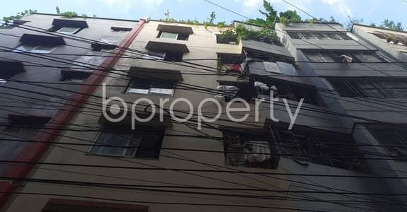 বিক্রয়ের জন্য BAYUT_ONLYএর অ্যাপার্টমেন্ট - বনশ্রী, ঢাকা - Buy This 1430 Square Feet Flat With 3 Beds In Banasree, Block D