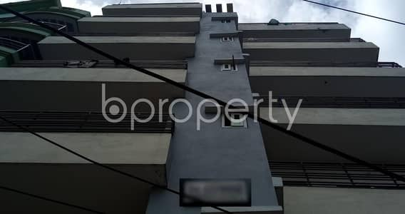 2 Bedroom Apartment for Sale in 4 No Chandgaon Ward, Chattogram - At Kazirhat, A 1100 Sq Ft Apartment Is Up For Sale