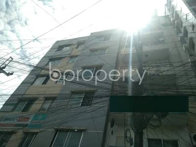 1 Bedroom Flat for Rent in 16 No. Chawk Bazaar Ward, Chattogram - Invest In Your Dreams By Renting This Apartment In Chandanpura, 16 No. Chawk Bazaar Ward