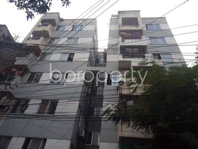 3 Bedroom Apartment for Rent in Taltola, Dhaka - Wonderful Flat Of 1050 Sq Ft Is Available For Rent In West Kafrul
