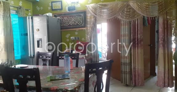 3 Bedroom Flat for Sale in Shahjahanpur, Dhaka - Ready For Move In! Check This 1090 Sq. ft Home Which Is Up For Sale At North Shahjahanpur.