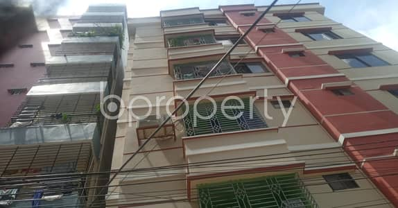 2 Bedroom Flat for Rent in 11 No. South Kattali Ward, Chattogram - Envision Your Living Opportunity In This 680 Sq Ft Flat, With A Mid Budget Available In 11 No. South Kattali Ward