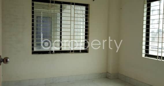 বিক্রয়ের জন্য BAYUT_ONLYএর ফ্ল্যাট - ডেমরা, ঢাকা - 925 SQ FT road sided apartment for sale in Matuail