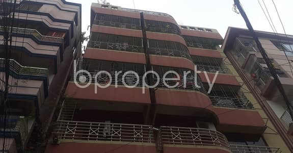 2 Bedroom Apartment for Rent in Uttara, Dhaka - Ready convenient flat of 700 SQ FT is up for rent in Uttara