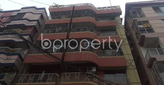2 Bedroom Apartment for Rent in Uttara, Dhaka - A strongly built 900 SQ FT flat is available for rental purpose at Uttara