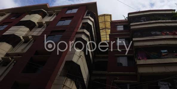 ভাড়ার জন্য BAYUT_ONLYএর ফ্ল্যাট - গাজীপুর সদর উপজেলা, গাজীপুর - This Flat In Moktar Bari Road , Auchpara Is Up For Rent With An Area Of 700 Sq. ft