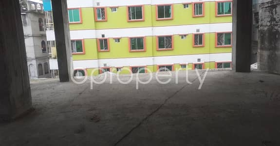 2 Bedroom Apartment for Sale in Shyampur, Dhaka - This 890 Square Feet Apartment Is For Sale At Notun Jurain Close To Shyampur Govt. Model School and College.