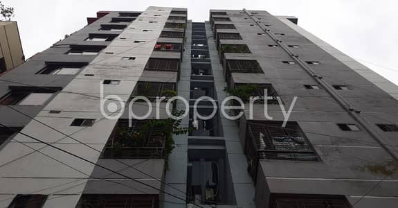 2 Bedroom Flat for Sale in Kathalbagan, Dhaka - A well-constructed 760 SQ FT flat is for sale in Kathalbagan