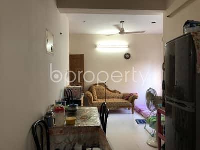 2 Bedroom Apartment for Sale in Kathalbagan, Dhaka - Residential Inside