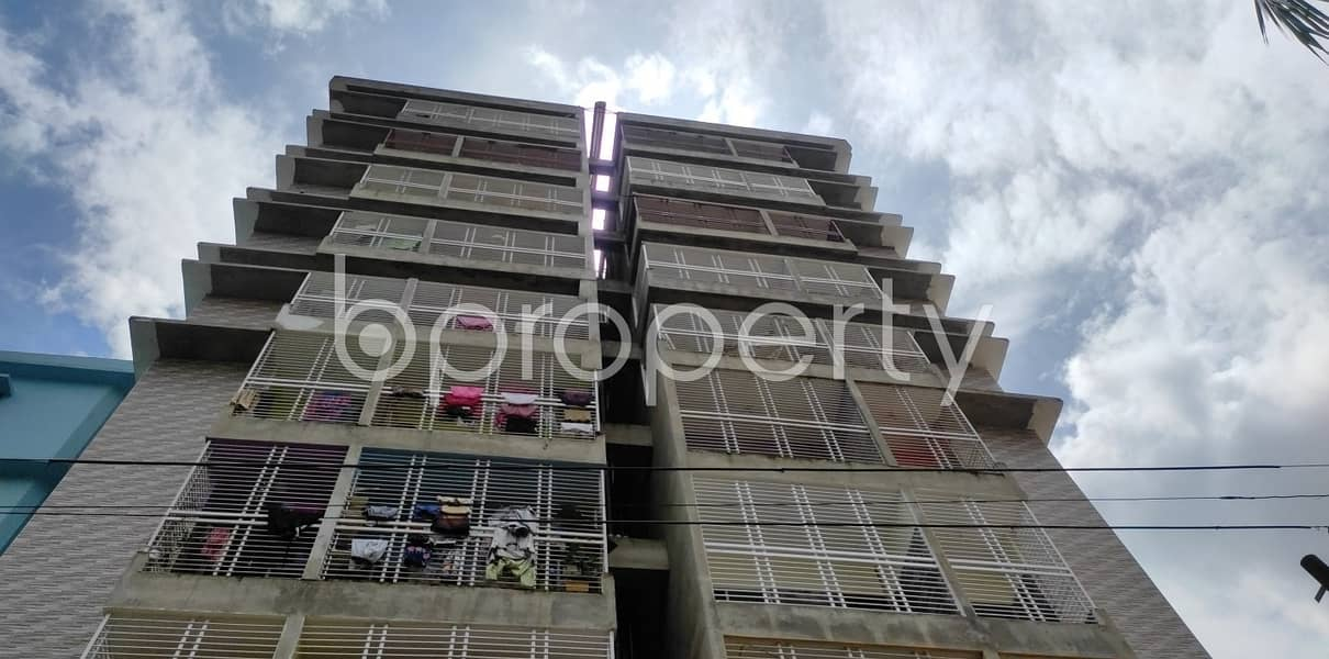 Offering You 1440 Sq Ft Admirable Apartment Ready For Sale In Hill View R/a