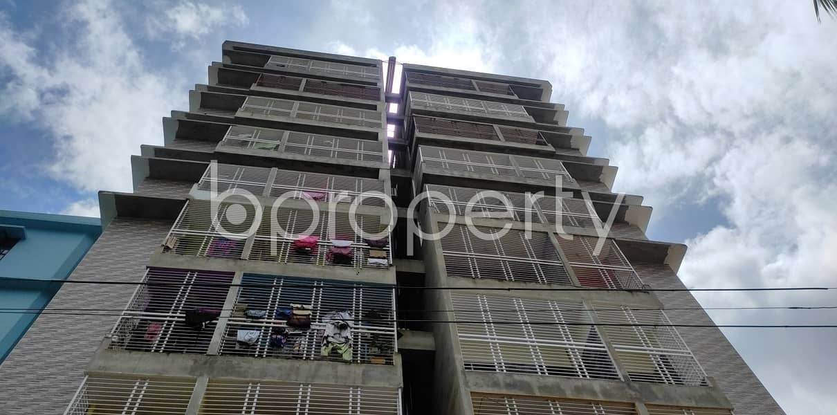 In Hill View R/A, A 1440 Sq Ft Admirable Flat Is Ready For Sale